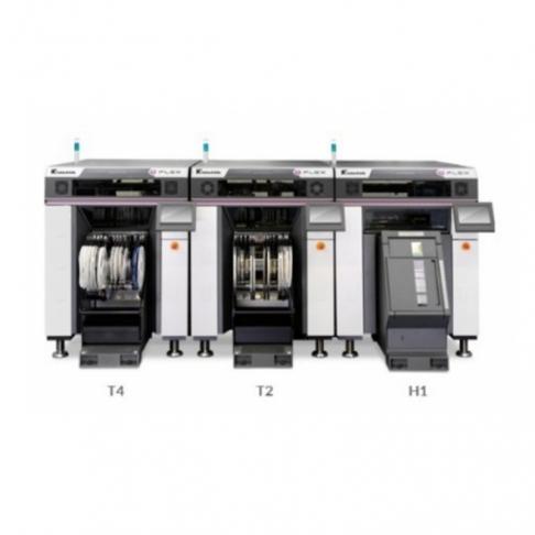 SMT技术员告诉你多功能贴片机的特点