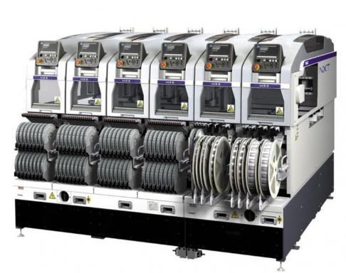 FUJI/富士NXTIII高速贴片机M3III型号及规格