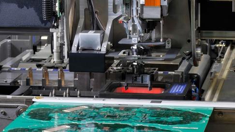 影响SMT贴装加工质量主要因素