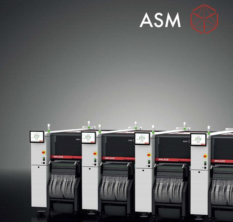 ASM SIPLACE 西门子贴片机TX高速模组系列