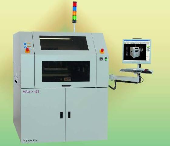 长沙MPM 125动锡膏印刷机