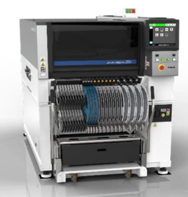富士贴片机AIMEX IIIc扩展型贴片机