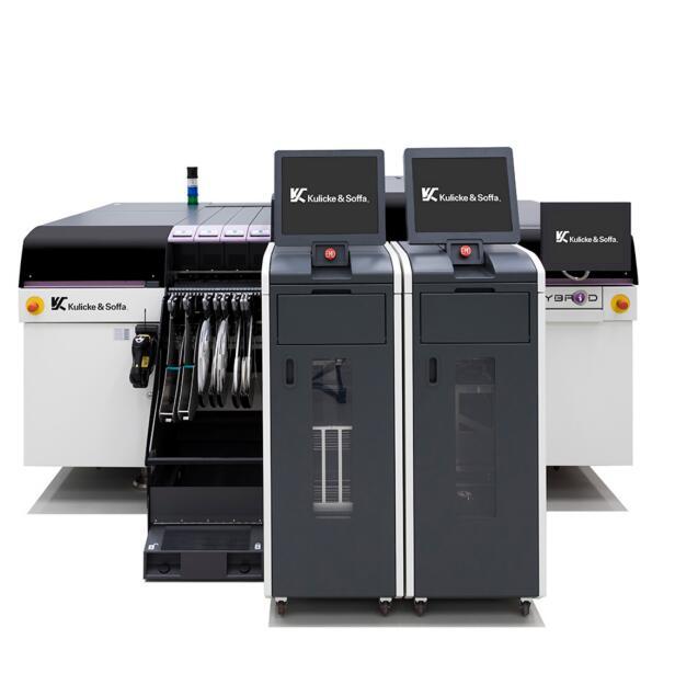 K&S高速、高精度贴片机 堆栈式POP封装解决方案