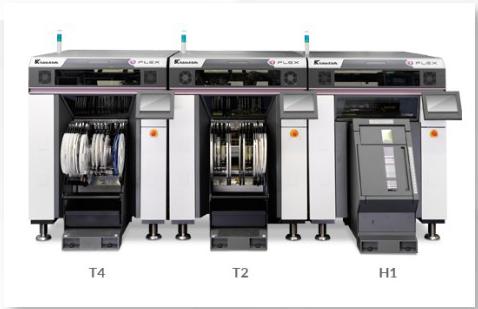 K&S贴片机飞利浦T4 T2 H1多功能贴片机