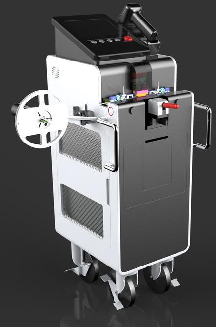 SMT自动接料机 AS-108 精准高效 自动防错料识别系统