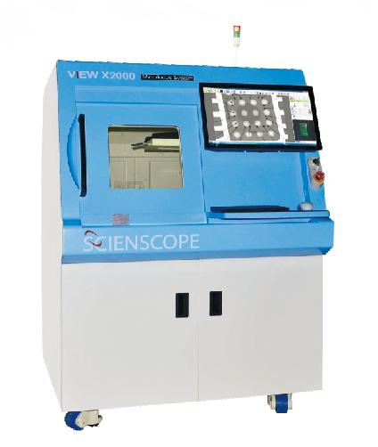 X-RAY透视检测设备,善思x-ray射线测试仪View X200