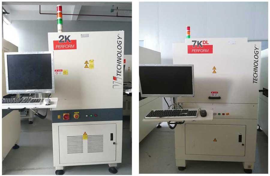 法国进口VI系列AOI-5K在线aoi光学检测仪