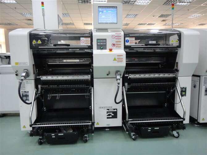 松下贴片机CM602,CM602-L高速泛用贴片机