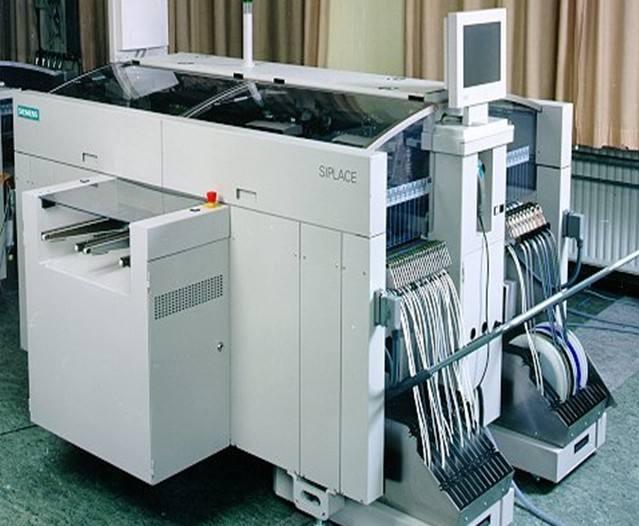 西门子贴片机HF,SIPLACE HF多功能贴片机