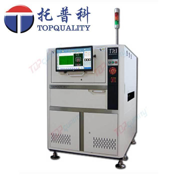 进口TRI在线SPI锡膏检查机 德律TR7007 SII 3D锡膏厚度检测仪