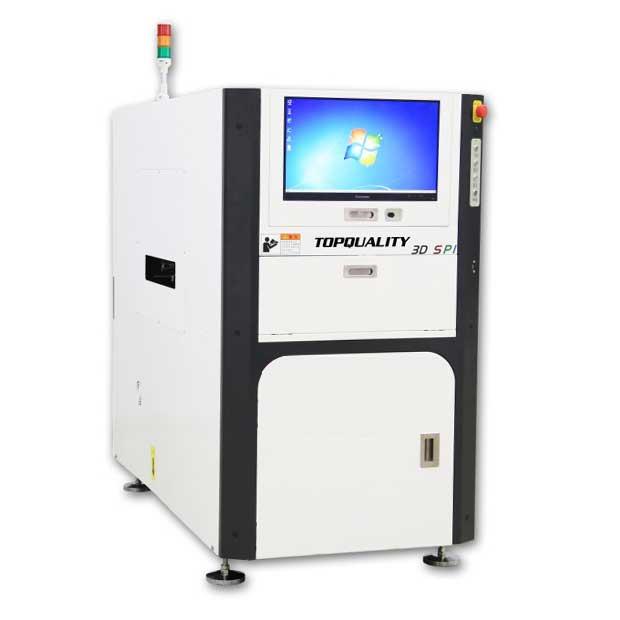 Topquality 8080II 在线式 3D SPI 自动锡膏检测仪