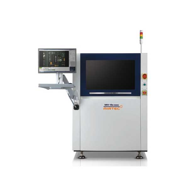 韩国在线3D-AOI MV-6E MIRTEC aoi自动光学检测仪