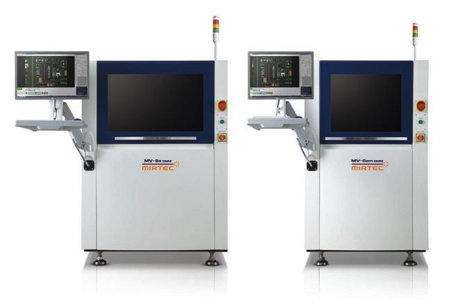 美陆MIRTEC  MV-7L在线AOI光学检测仪