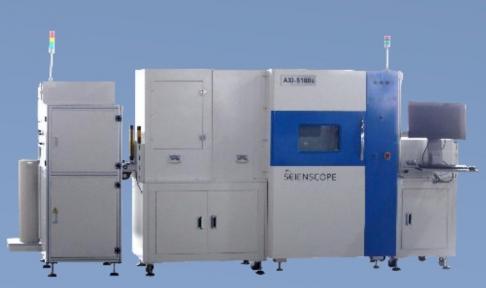 X-Ray 智能点料机