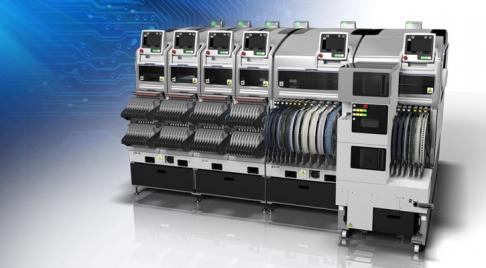 富士贴片机NXT-M6III fuji NXT模组型高速多功能贴片机