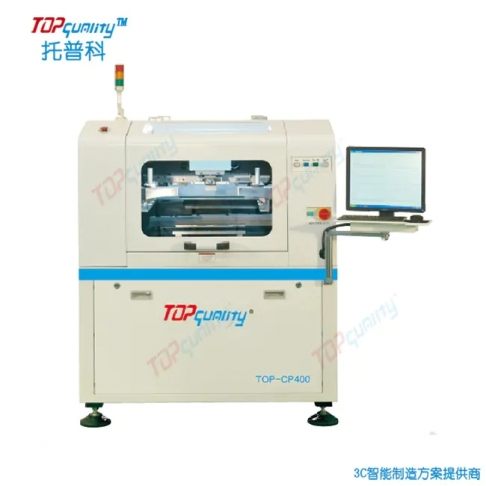 国产高精度锡膏印刷机CP400