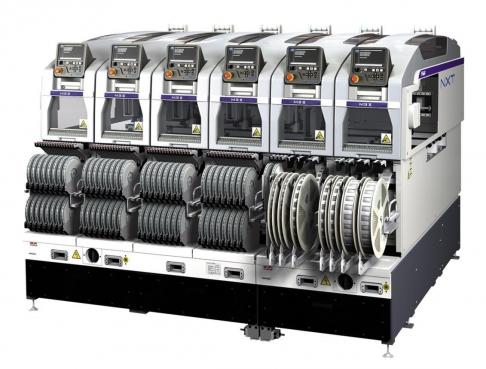 富士NXT-IIIM3M6模组型高速多功能贴片机