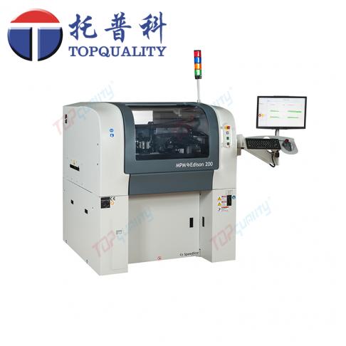 MPM-Edison锡膏印刷机 高精度高性价比印刷机
